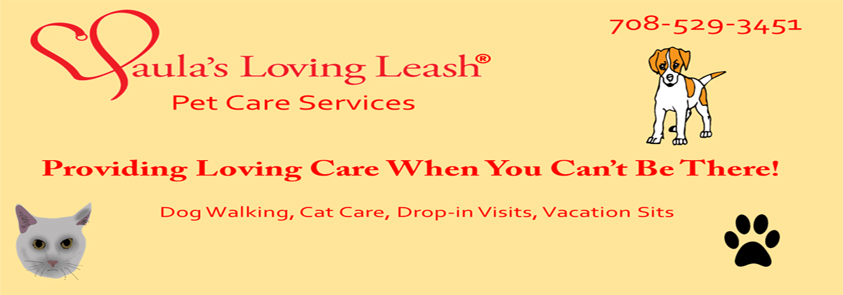 Paulas Loving Leash Pet Care Services header image